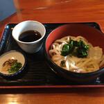 桃太郎茶屋 - 讃岐うどんを冷で