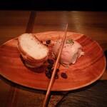 UZU - 鶏レバーのムース 770円