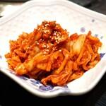 ざぶとん - 白菜キムチ