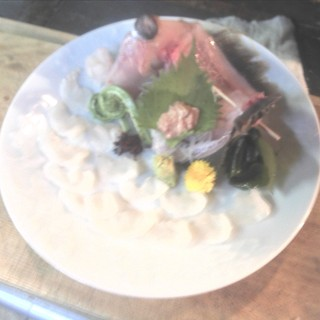 高級な魚をリーズナブルな値段で提供いたします。
