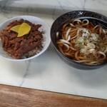 大和屋 - 天丼セット