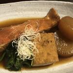 washokubiyoriosaketojimbouchou - 金目鯛の煮つけ