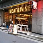 MEAT&WINE WINEHALL GLAMOUR -