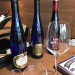 ワールド・ワインバー - ワイン飲み比べ