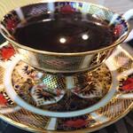 さくらリビング - 高価な珈琲碗皿と美味しい珈琲