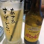 酒蔵 強三 - ホッピーセット