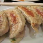 開々亭 - B定食の餃子