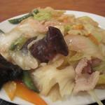 開々亭 - 野菜うま煮