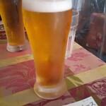 134860632 - 生ビール(590円)はプレモル