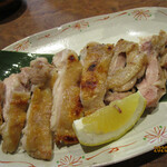 大形屋 - 国産鶏の岩塩焼き