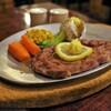 ステーキハウス チャコオキナワ - 料理写真:ランチステーキ