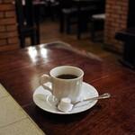ステーキハウス チャコオキナワ - コーヒー