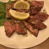 味都苑 - 料理写真:厚切りロース塩