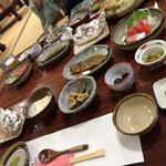 旅館 喜楽 - 料理写真: