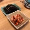 韓国料理 食彩 福栄 - 料理写真:お通し