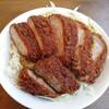 南信州ビール直営レストラン 味わい工房 - 料理写真:南信州豚ソースかつ丼(1,280円)