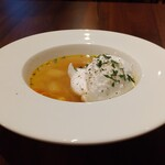 Cave de ワイン県 やまなし - 野菜のスープ