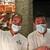 スプレンディード - その他写真:左:アルド・キロイロ料理長 右:アツシ・コジマ副料理長