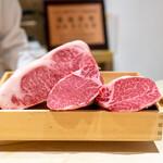 肉屋 雪月花 NAGOYA - 神戸高見牛 34ヵ月