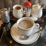 134881597 - R2.8  ランチコーヒー