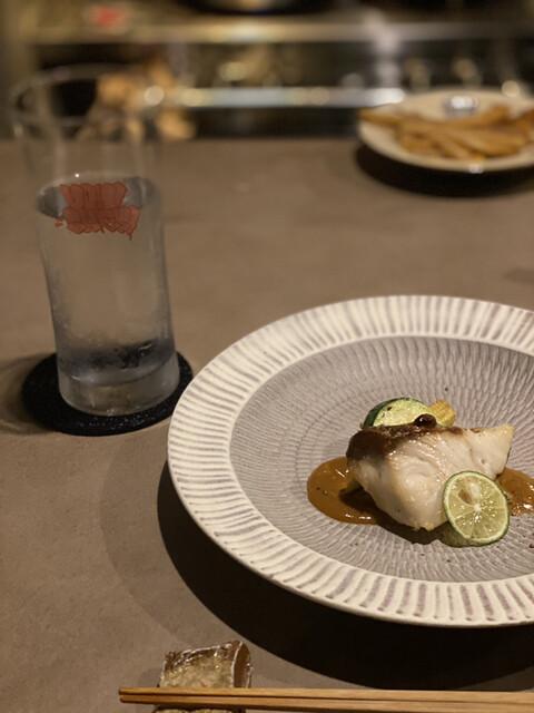 魚見茶寮の料理の写真