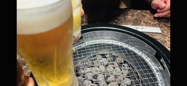 溶岩炭火焼肉 櫻家の料理の写真