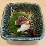Satou - サワラの焼き霜とタコ