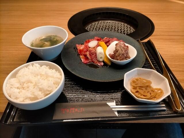 焼肉トラジ 自由が丘店の料理の写真