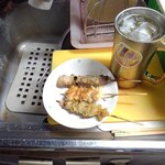 ハマケイ - 焼き鳥でキッチンドランカー