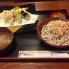 Echizensobamugiya - 料理写真:天おろしそば1