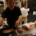 SIO - 今日のお肉だよ〜