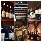 読谷 石窯ピザ酒場まるき - 50種類以上のワイン