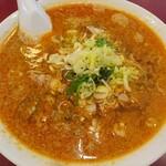 中華料理 なるたん - 担々麺(750円)