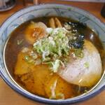 葱次郎 - 醤油ラーメン700円