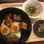 134906936 - 魯肉飯定食@930円