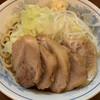 らーめん 陸 - 料理写真:らーめん 豚増し 麺少なめ