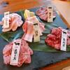 NAKAMA - 料理写真:石垣牛5点盛り