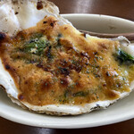 かき小屋 広田湾 - 牡蠣グラタン
