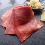 琉球焼肉なかま - ネギタン塩