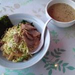 13491129 - ねぎチャーシューつけ麺