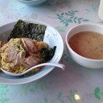 13491130 - チャーシューつけ麺