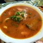 スーラジ - スープカレーセットのスープカレー アップ