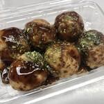 天下二刀流 武蔵 - 料理写真:たこやきミニパック 230円