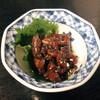 うなぎ赤垣 - 料理写真:肝の佃煮 ¥400+税