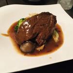 チャイナひめは菜 - 料理写真:黒毛和牛ほほ肉のやわらか煮豆豉ソース