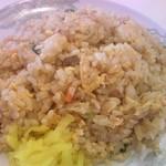 天鳳閣 - 料理写真:焼き飯 500円