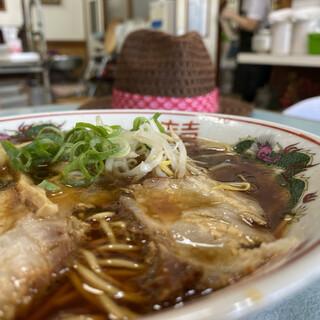 徳森食堂 - 料理写真: