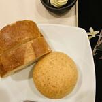 ル・プレジール - バターの上はオリーブ