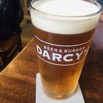 BEER&BURGER DARCY'S - 南信州ビール IPA