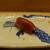 鮨旬美西川 - 料理写真:中トロ、シャリとトロの間に海苔